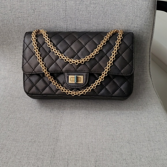 b940bdf52487 CHANEL Bags | Classic 255 Reissue In Small Size 225 | Poshmark